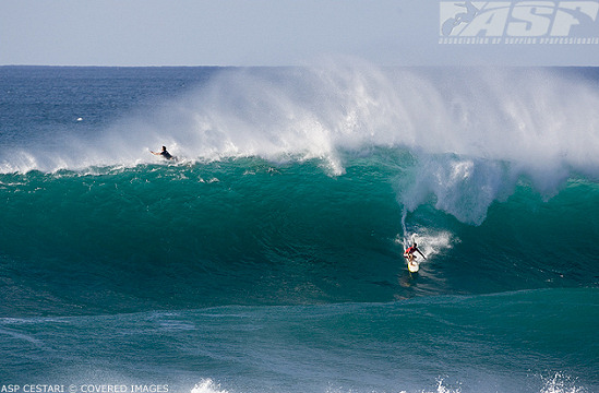 CJ Hobgood conquers the O'Neill World Cup of Surfing