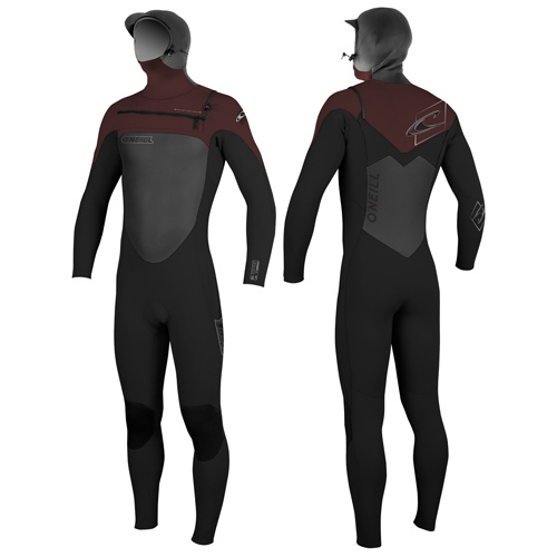 The Hooded Full Wetsuit