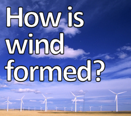 What is wind? How wave is formed