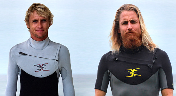 Jeff and Dave Hubbard: the brotherhood of the wetsuit