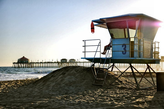Huntington Beach: the end and the beginning of surfing?