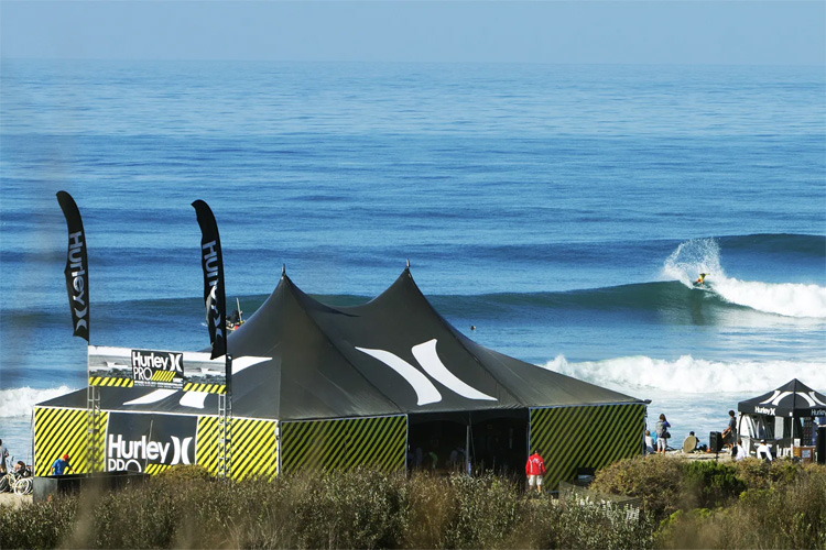 Hurley: remember the surf contests at Lower Trestles | Photo: WSL