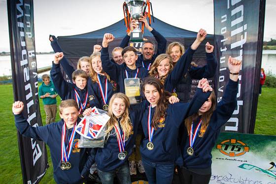 Hythe Hotshots: the future of British windsurfing