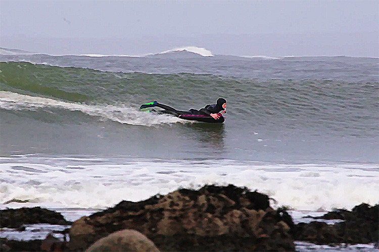 Ian Jermyn: an Australian surf mat enthusiast taking on the waves of Ireland