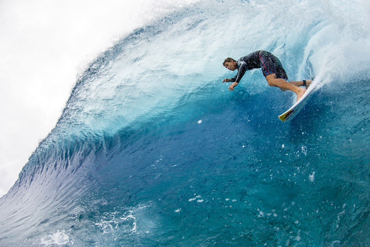 Ian Walsh: a big wave surfing life is not a bed of roses | Photo: Noyle/Red Bull