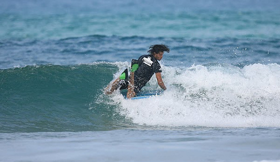 2010 IBA Búzios: small waves, great bodyboarders