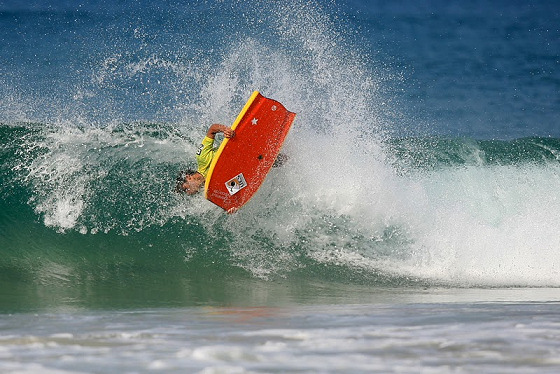 2010 IBA Búzios Bodyboarding: upsets in every heat