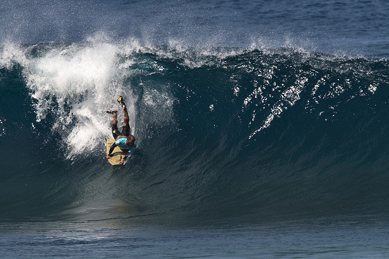 Turbo Bodyboards Pipeline Pro: showtime in Hawaii