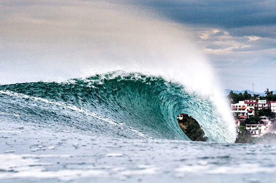IBA World Tour: the eye of the wave