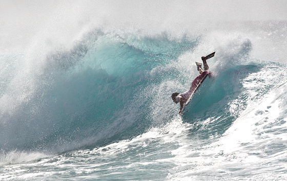 IBA World Tour: bodyboarders take control