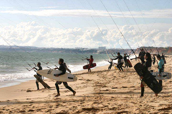 Iberian Kite Championships: go for it