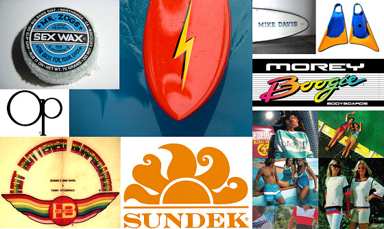 Iconic surf brands: alive and pumping