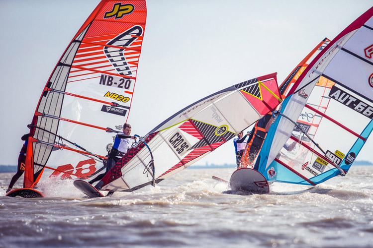 IFCA Grand Prix Series: tight racing in Neusiedl am See, Austria | Photo: IFCA