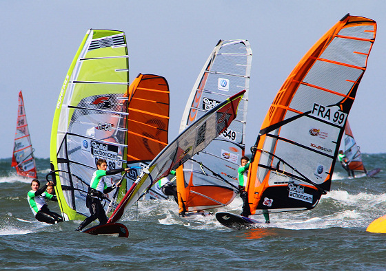 2013 IFCA Slalom World Championships: hard-fought races