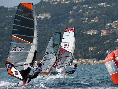 IFCA ProKids Worlds: young, but pro windsurfers