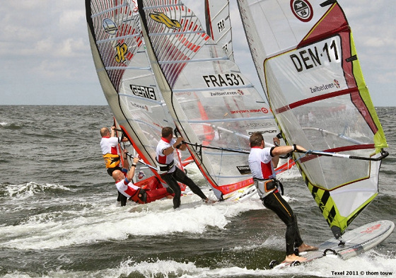 2011 IFCA Slalom World Championships: this is a tight battle