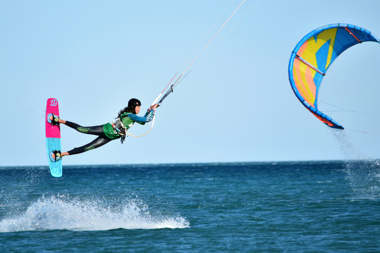 IFKO: the organization says kiting is not sailing | Photo: IFKO