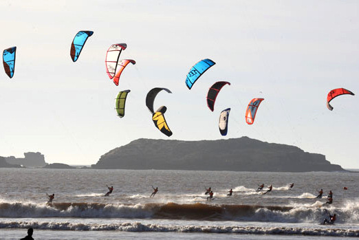 IKA will meet with kiteboarding associations
