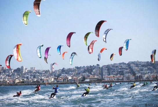IKA wants to simplify the kiteboarding disciplines in competition