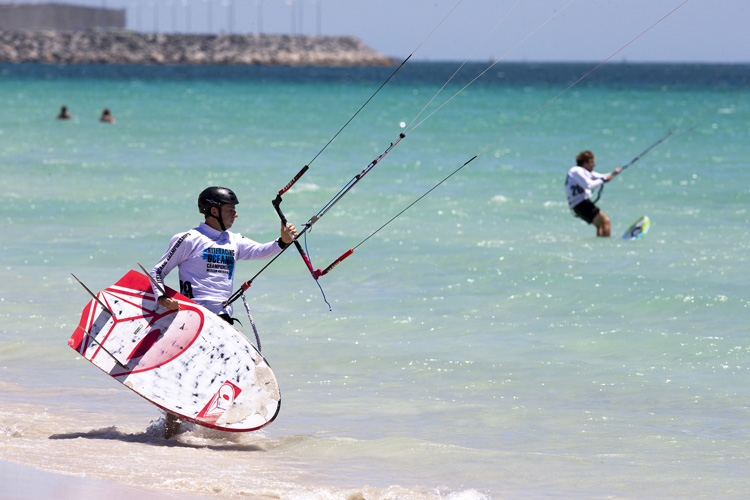 Kiteboarding: IKA will crown all champions | Photo: Travis Hayto/IKA