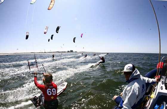 Kiteboarding: the Olympic dream is still alive