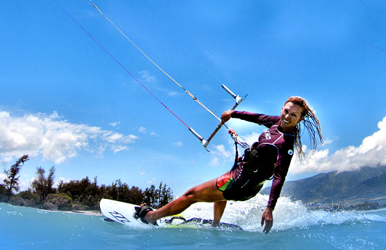 Kiteboarding: get covered with an insurance policy