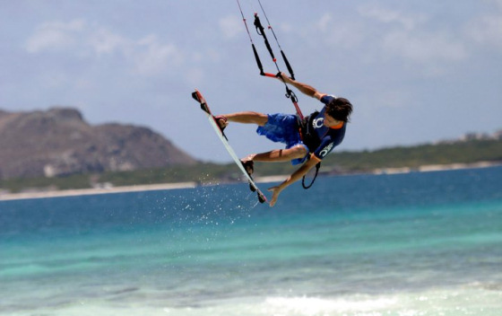 Ilya Vinokurov: the Russian kiteboarding czar