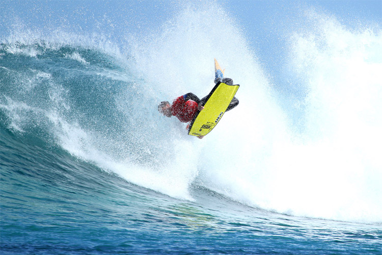 Bodyboarding: improve your technique with training | Photo: Surfing Australia/Woolacott