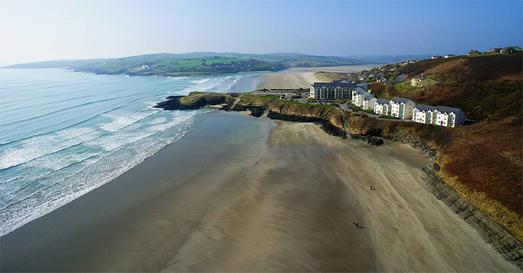 Inchydoney: a beautiful Irish island beach | Photo: Inchydoney Island Lodge & Spa