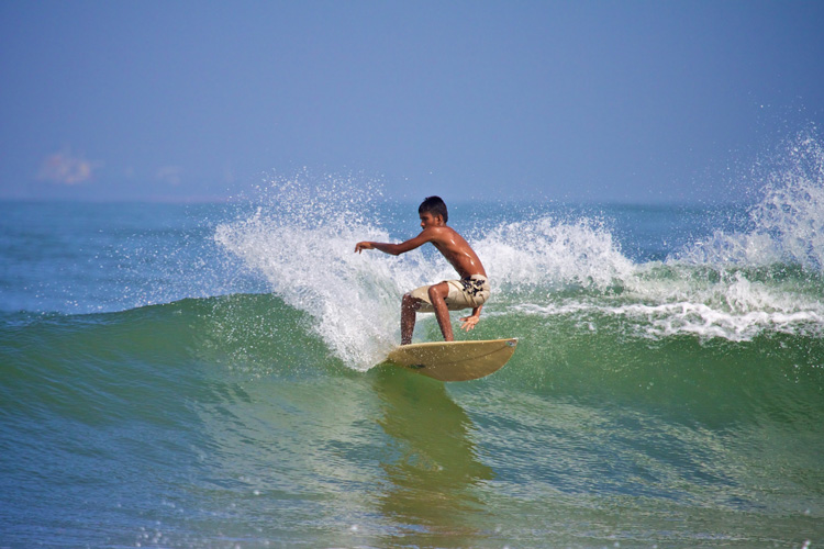 India: great waves and passionate surfers | Photo: Surfing Federation of India