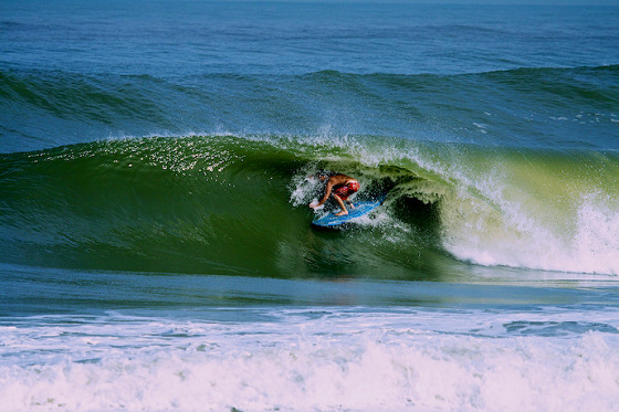 India: there are waves like these everywhere | Photo: SurfingIndia.net