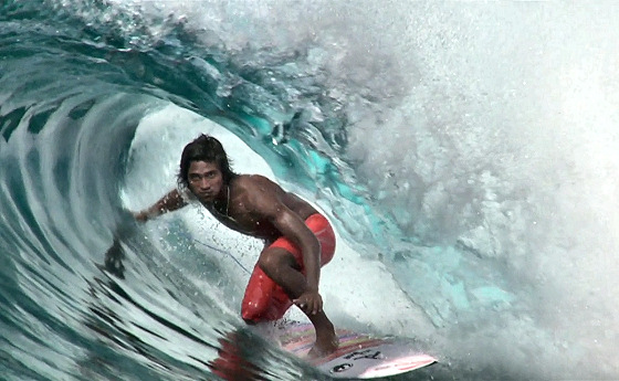 Indo Showcases The Best Asian Surfers