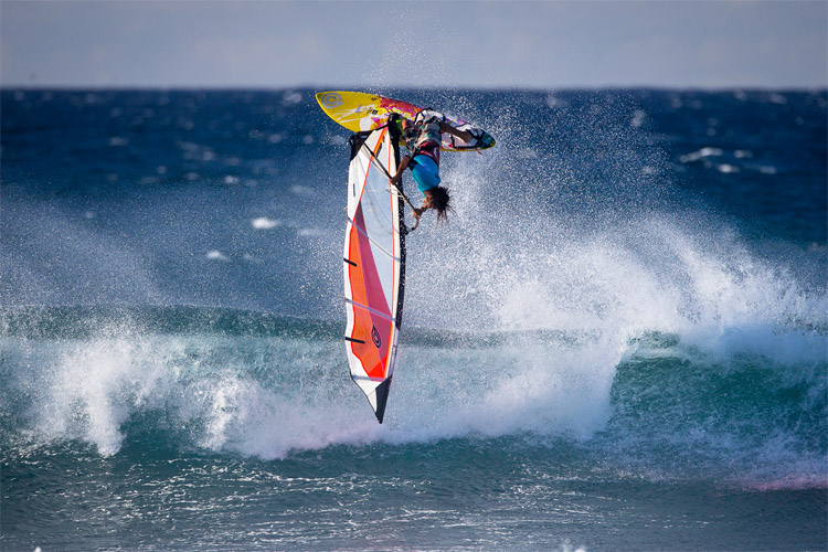 International Windsurfing Tour: the wave sailing circuit is bigger and better | Photo: Crowther/IWT
