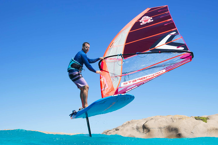 iQFoil: the official windsurfing equipment for the Paris 2024 Olympic Games | Photo: Starboard