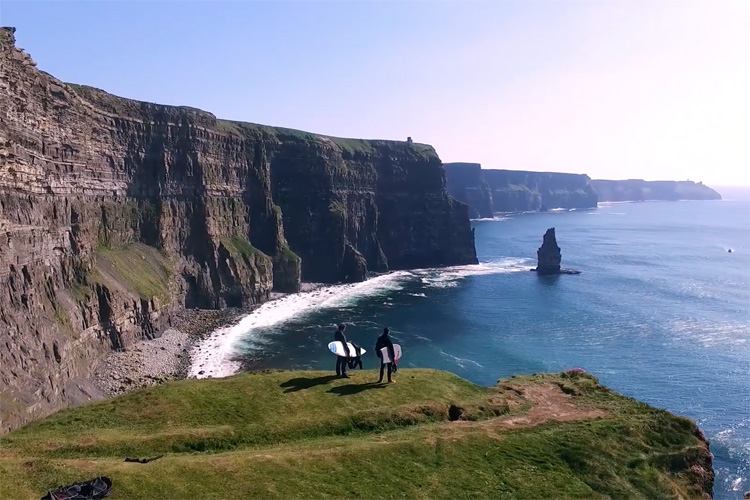 Ireland: there's so much to surf here