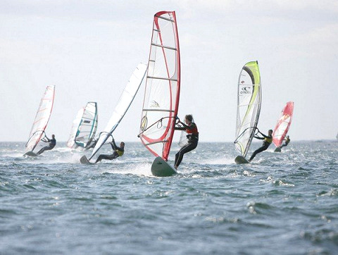 Irish Windsurfing Slalom Series