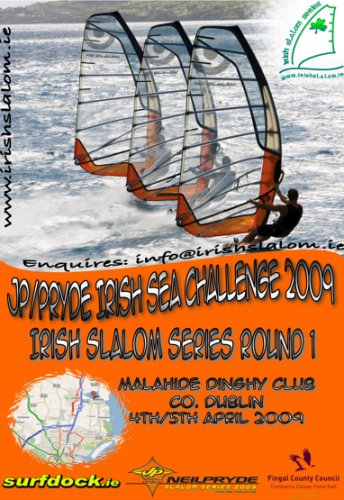 Irish Slalom Series Round 1