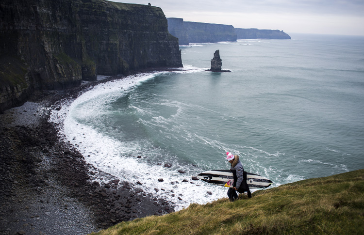 Ireland: a land of magical waves | Photo: Red Bull