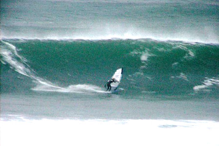 Swell in Ireland