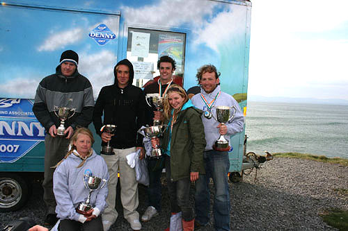 2008 Irish Surfing Championships: smile, you're a national champion