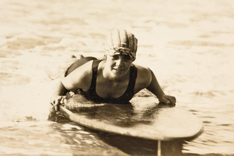 Isabel Letham: the story of the mother of Australian surfing