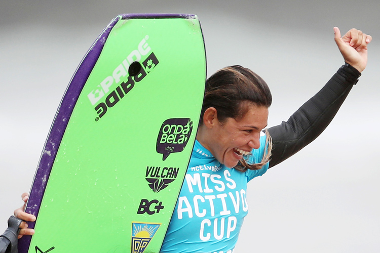 Isabela Sousa: she has won a back-to-back Miss Activo Cup title | Photo: ETB