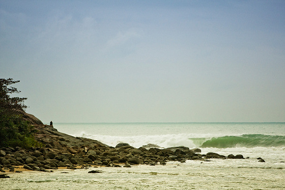 Hainan Island: perfect waves in the China Paradise