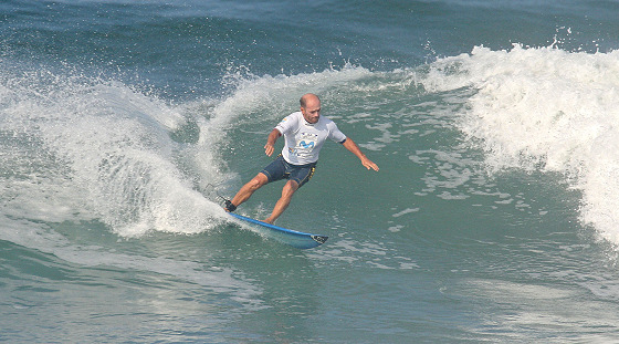 ISA Surfing Masters: years of riding knowledge