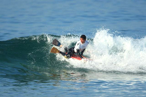 ISA World Bodyboarding Games