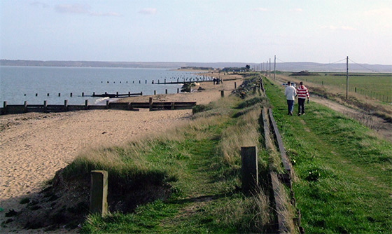Isle of Sheppey: now, that is a long race