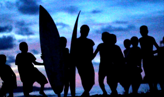 Isolated: surfing in dangerous West Papua