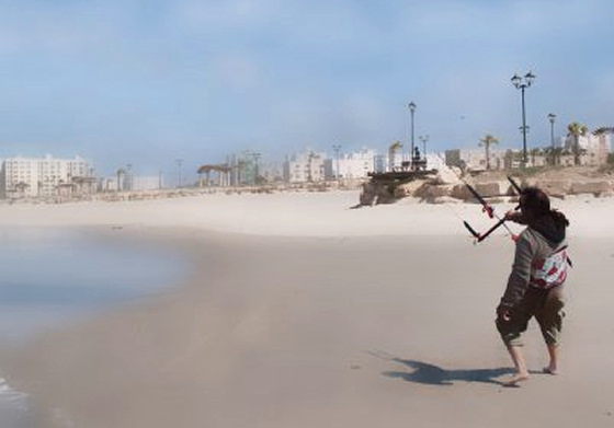 Israel: good kitesurfing destination