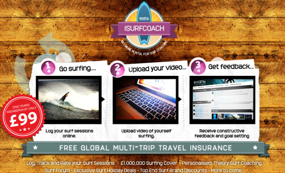 iSurf Coach: train, film and get tips