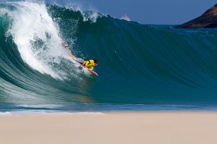 The best bodyboarding beach breaks in the world